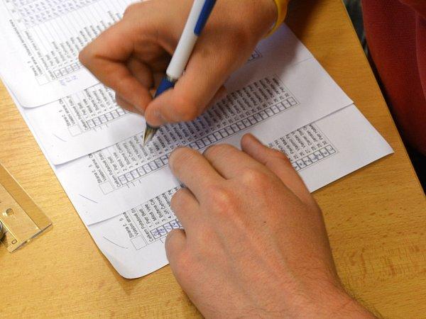 Sčítání hlasů ve volbách do zastupitelstev měst a obcí 2014.