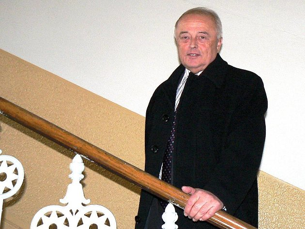 Vladimír Opatrný, předseda KHK Libereckého kraje, daňový poradce