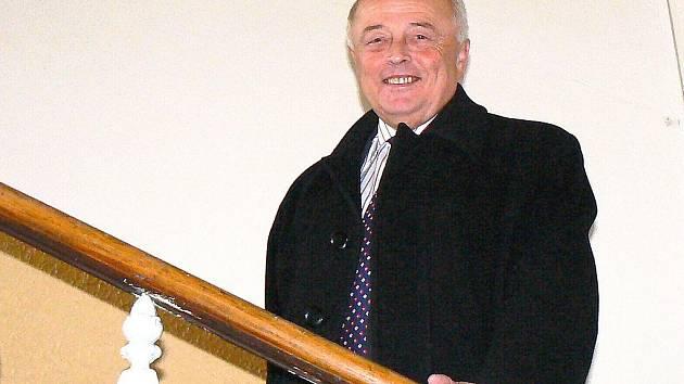 Vladimír Opatrný, předseda OHK Jablonec nad Nisou, daňový poradce