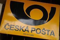 Česká pošta. Ilustrační snímek.