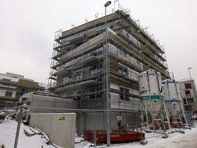 Stavba - ilustrační snímek