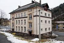 Takzvaný četnický dům v Tanvaldu