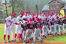 První domácí utkání jabloneckých baseballistů mohou fanoušci vidět v sobotu 28. dubna. Předcházet mu bude zajímavý program.