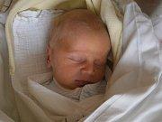 Chlapeček se narodil Andree a Jiřímu Novotným z Horního Polubného dne 24.11.2015. Měřil 50 cm a vážil 3150 g.