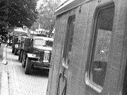 Srpen 1968 na Jablonecku.
