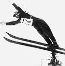 V roce 1928 na II. zimních hrách ve Svatém Mořici, už nám první velká radost z medaile neunikla. Zasloužil se o ni rodák z Polubného Rudolf Burkert, který tehdy na lyžích vyskákal bronzovou medaili.