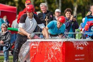 Hasičská soutěž O pohár starosty v Tanvaldě