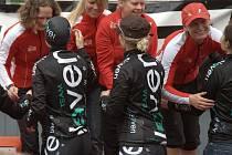 Eleven Sportswear - značku najdete na mnoha cyklistických závodech u nás i v zahraničí