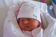 LEONTÝNA KVAPILOVÁ se narodila v neděli 26. listopadu v jablonecké porodnici mamince Martině Kvapilové.  Měřila 47 cm a vážila 2,70 kg.