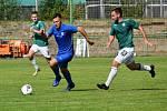 Domácí jablonecká rezerva v derby s libereckým Slovanem soupeři podllehla.