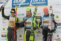 Klára Moravcová si přivezla z víkendu tři zlaté medaile. Zazářila na Tour de Ramsau.