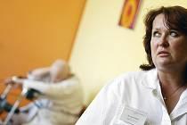 Ideální mezistanicí pro některé pacienty je lůžko dlouhodobé intenzivní péče (DIP) nebo dlouhodobé intenzivní ošetřovatelské péče (DIOP). Ilustrační snímek.