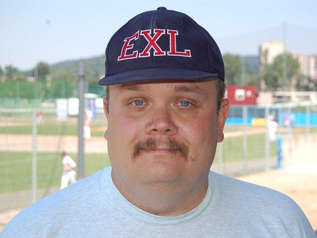 Vladimír Richter, baseballový rozhodčí
