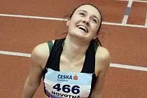 Neřízená střela, to by mohla být přezdívka pro úspěšnou atletku TJ LIAZ Adélu Novotnou. Její výkony jsou úžasné. V Ostravě překvapila dalším rekordem.