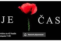 Premiéra skladby Je čas byla sohledem na celosvětovou tradici Dne válečných veteránů (Remembrance Day) stanovena na 11. 11. v11:00 hodin.