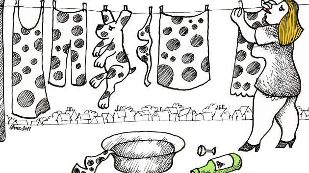 Lekar Vystavuje Sve Vtipy A Karikatury Jablonecky Denik