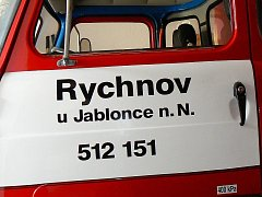 Sbor dobrovolných hasičů Rychnov u Jablonce.