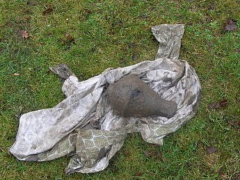 Tento granát se našel ve Velké Hleďsebi. Ilustrační snímek.