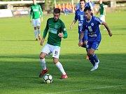 Domácí tým áčka Velkých Hamrů vybojoval bod v náročném divizním utkání, když vyhrál nad Kolínem 1:0.