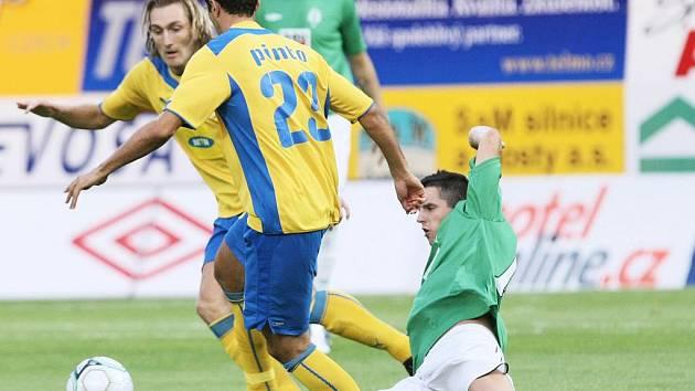 Baumit v odvetném utkání 3. předkola nestačil doma na Apoel a loučí se Evropskou ligou.