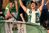 Fanoušci FK Baumit Jablonec.