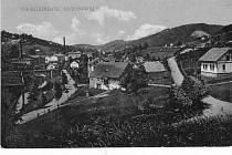 Josefův Důl v historických fotografiích.