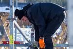 Stadion v Bedřichově se připravuje na jubilejní 50. ročník lyžařského závodu Jizerská 50, který letos proběhne od 17. do 19. února.
