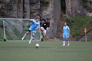 I. A třída: Desná - Rapid Liberec  3:2 (1:0)