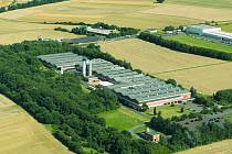 Logistické centrum společnosti Kamax v Německu.