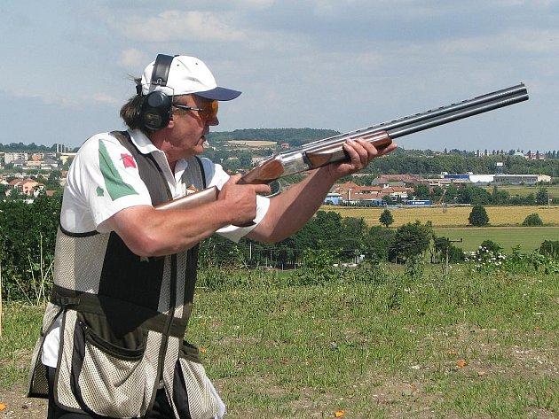 Sportovní střelba. Ilustrační snímek.