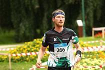 Orientační běžec Martin Janata z Jablonce je zkušený závodník, který už sám závody nejen organizuje, ale také staví tratě. A ne jednoduché.