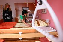 I v Liberci pečovatelská odlehčovací služba funguje - v Růžovce Růžovka