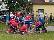 Sbor dobrovolných hasičů Vlastiboř. Podkozákovská hasičská liga Příšovice 2009.