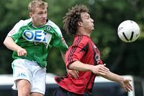 V dalším utkání 1 ČFL se střetli mladíci z FK Jablonec B s druhým družstvem soutěže Spartakem Sezimovo Ústí.