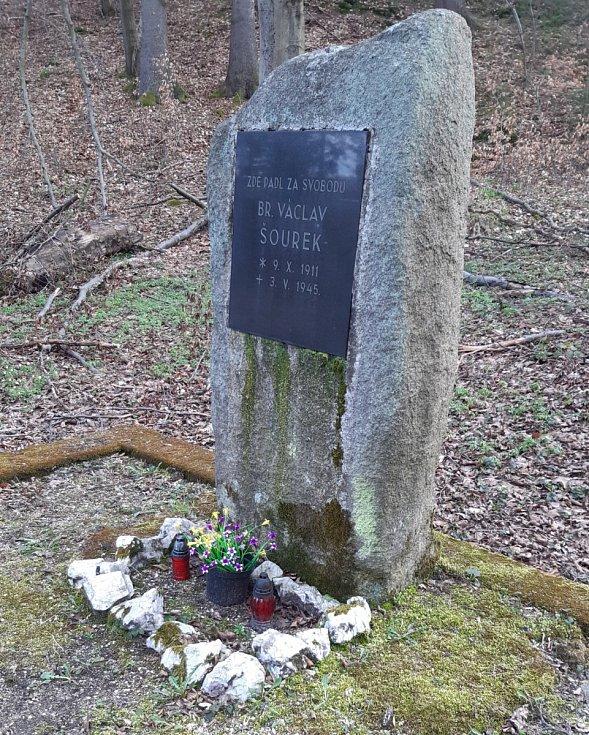 Na místním hřbitově u kostela sv. Bartoloměje odpočívá kromě Miloše Matouška několik jeho jmenovců.