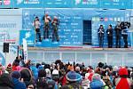 Závod Jizerské 50. Neděle 10. února