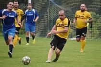 Fotbalový víkend v Plavech