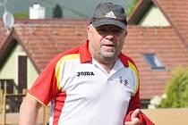 trenér Procházka FC Pěnčín