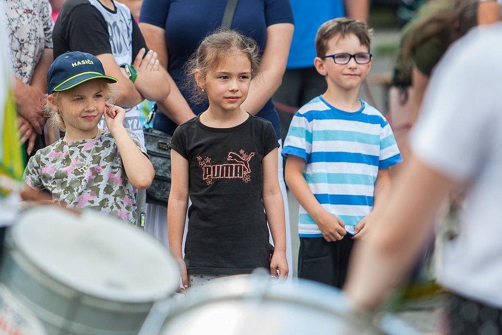 Tradiční Rychnovské slavnosti proběhly 26. května v Rychnově u Jablonce nad Nisou.
