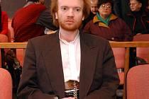 Martin Říha před soudem