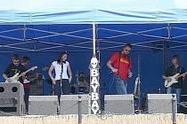 Jablonecká skupina Bay-bay zahraje na Benátské noci