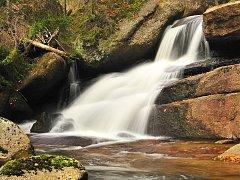 Vodopády Černé Desné