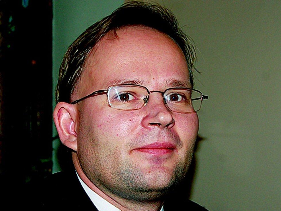 Viktor Liška, předseda okresní organizace KDU – ČSL