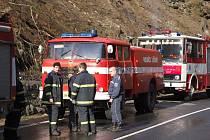 Dobrovolné hasiče v Líšném nejvíc zaměstnávají lesní požáry v kopcích.