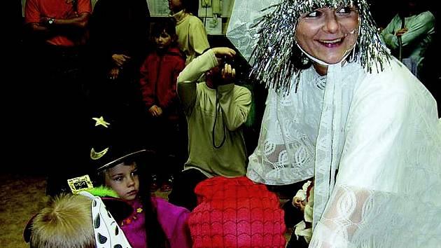 Halloween zavítal i do Mateřské školy Pohoda.