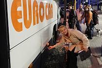 Poslední spoj firmy Eurocar z Jablonce do Prahy jel 1. října 2008 v 19.00 hodin.