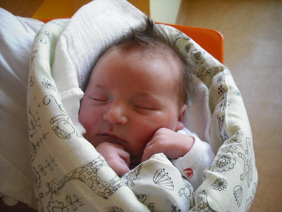 Alena Efenberková se narodila 25.října v jablonecké porodnici mamince Simoně Kubáčkové ze Smržovky.Vážila 3,51 kg a měřila 50 cm.