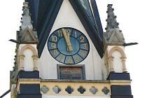 Kostel Církve československé husitské na náměstí Dr. Farského