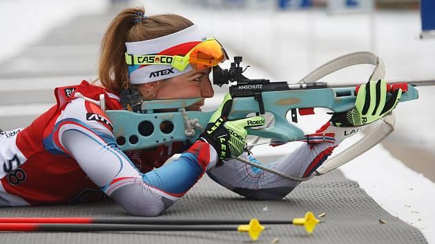 Bývalá úspěšná biatlonistka SKP Kornspitz Jablonec, Jitka Landová, dnes trénuje mládež a učí na gymnáziu.