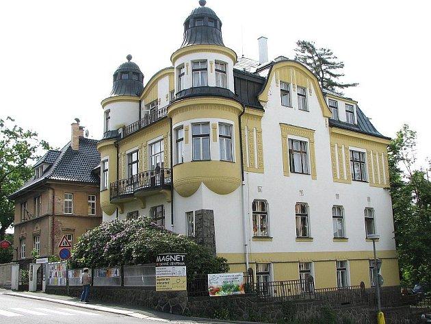 Rodinné centrum Magnet Jablonec.